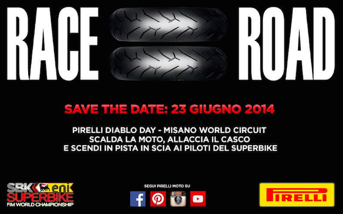 [23 GIUGNO] - PIRELLI DIABLO DAY @ Misano World Circuit