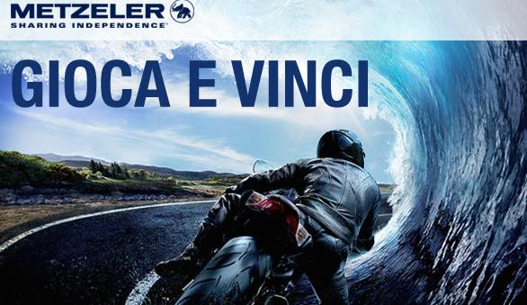 Concorso METZELER: Dimostra di essere un Motociclista... e VINCI!