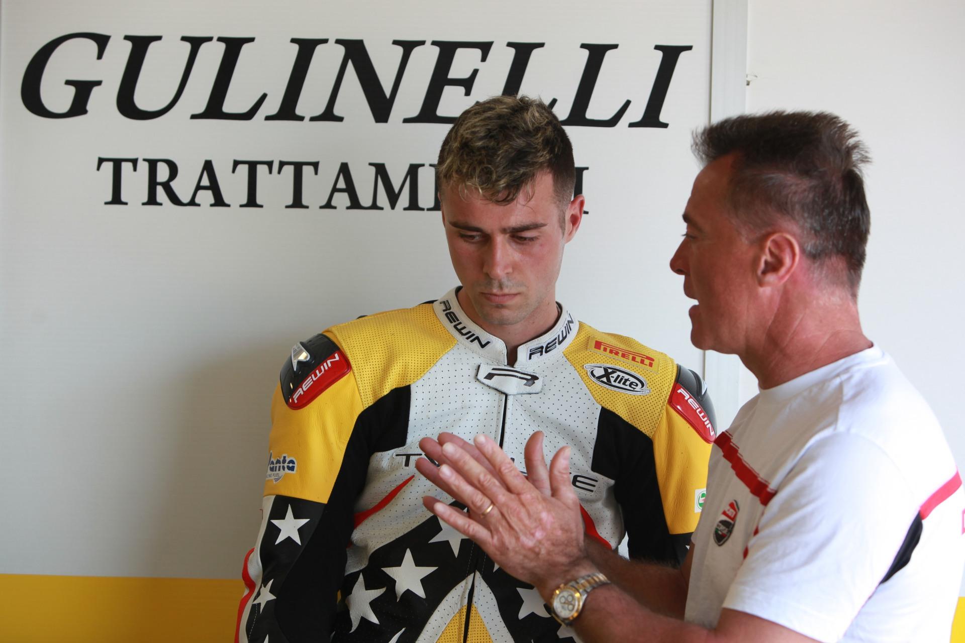 Twelve Racing - CIV 2015 Supersport - Vallelunga Race Preview