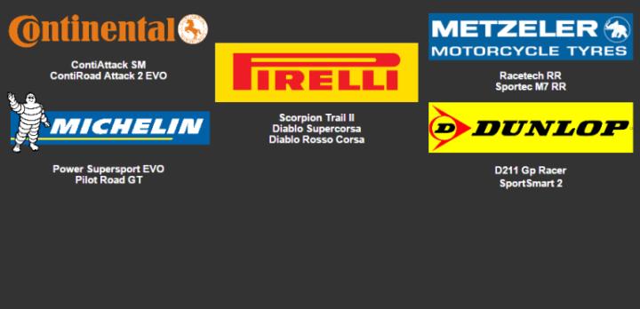 NUOVI ARRIVI MOTO: Dunlop, Continental, Pirelli, Michelin, Metzeler