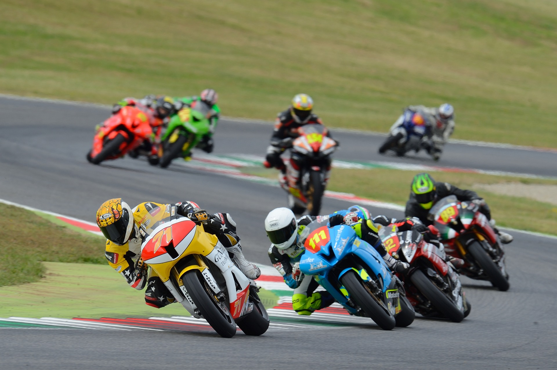 Twelve Racing – CIV 2015 - Risultati qualifiche e gare al Mugello