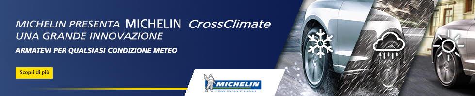 [Auto] - Novità MICHELIN CrossClimate