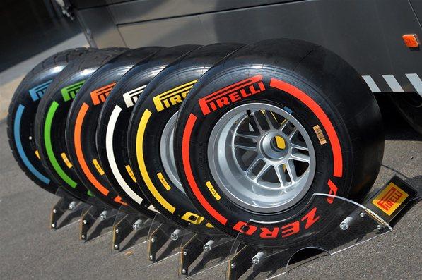 Pirelli confermato come fornitore di pneumatici F1 fino al 2019
