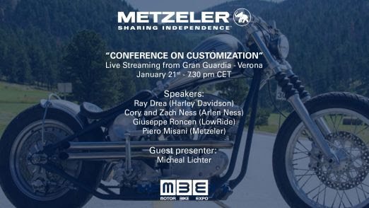 METZELER protagonista al Motor Bike Expo di Verona