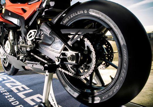 Nuovi METZELER RACETEC™: RR SLICK e RR COMPK SLICK