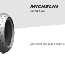 Nuovo MICHELIN POWER GP