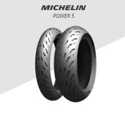 Nuovo MICHELIN POWER 5