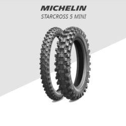 Nuovo MICHELIN STARCROSS 5 MINI